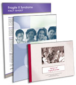 Fragile X Syndrome Free Materials