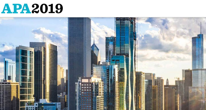 APA 2019 - Chicago