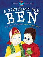 A Birthday for Ben book by Kate Gaynor