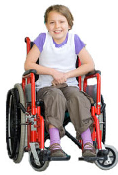 About Children's Wheelchair Accessories | LIVESTRONG.COM