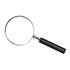 a magnifying glass