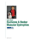 Facts About Duchenne and Becker Muscular Dystrophies