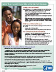 Sickle Cell Disease Fact Sheet