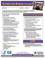 LTSAE Spanish Checklist 18 meses thumbnail