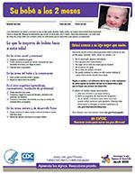 LTSAE Spanish Checklist 2 meses thumbnail