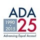 ADA25 - Advancing Equal Access