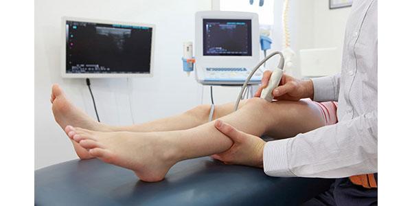 Sangre la la inferior de pierna de hay flujo a no parte