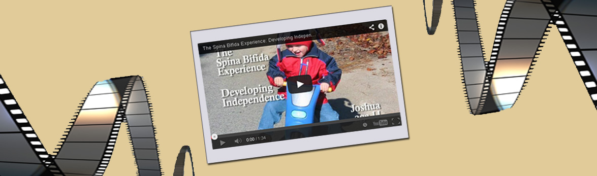 Spina Bifida Video: A mom encourages her son's independence.