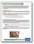 Photo: National Spina Bifida Fact Sheet