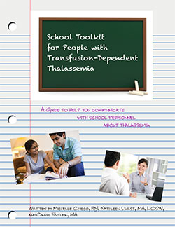 School Toolkit for Thalassemia Thumbnail
