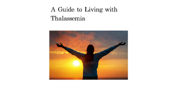 Healthy Living with Thalassemia | CDC