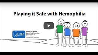 Playing it Safe With Hemophilia Thumb