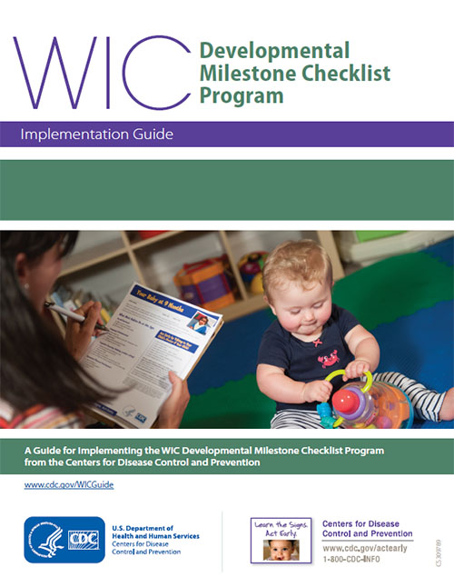 WIC guide cover