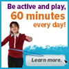 Be active and play badge