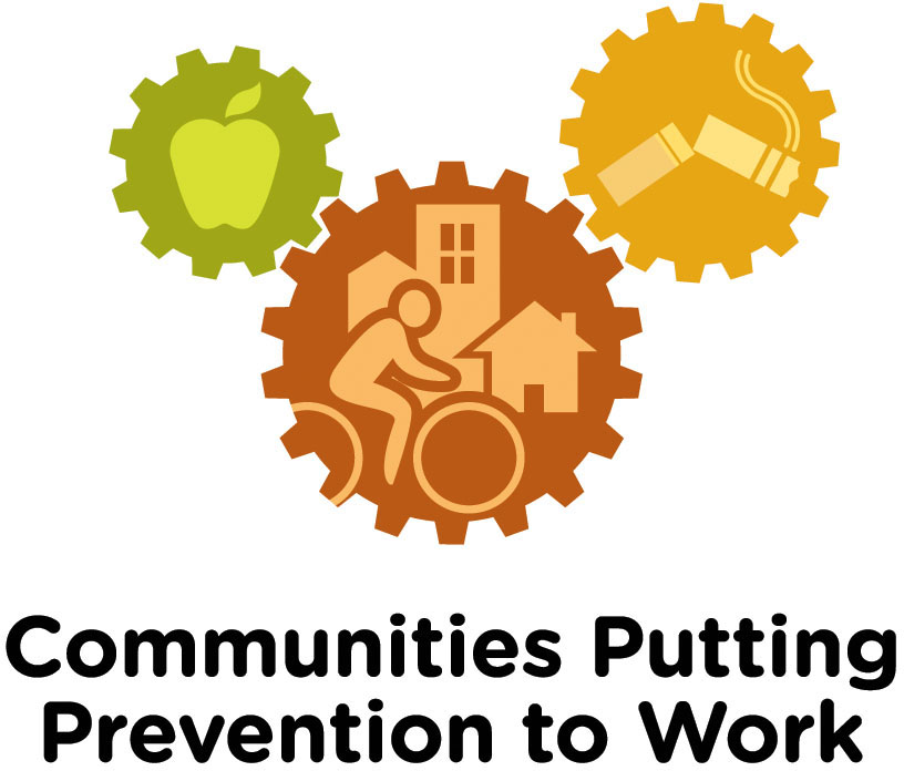 Logo: Communities Putting Prevention to Work (CPPW)