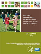 CDC's Healthy Communities: At A Glance Report