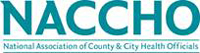 National Association of County and City Health Officials Logo