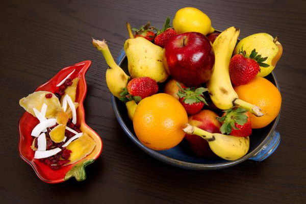 Fruits are an essential part of a healthy diet.
