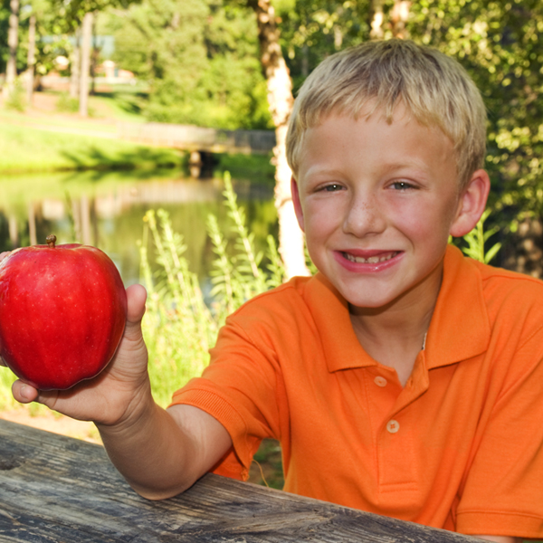 Children Eating More Fruit, but Fruit and Vegetable Intake Still ...