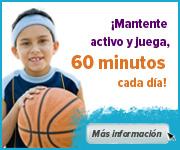 Las Recomendaciones de Actividad Física para los Estadounidenses, publicadas por el Departamento de Salud y Servicios Humanos de los Estados Unidos, recomiendan que los niños y adolescentes de 6-17 años hagan 60 minutos (una hora) o más de actividad física cada día. Para más información visite la página http://www.letsmove.gov/en-espanol.