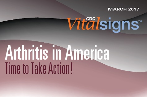 cover of Vital Signs: Arthritis in America