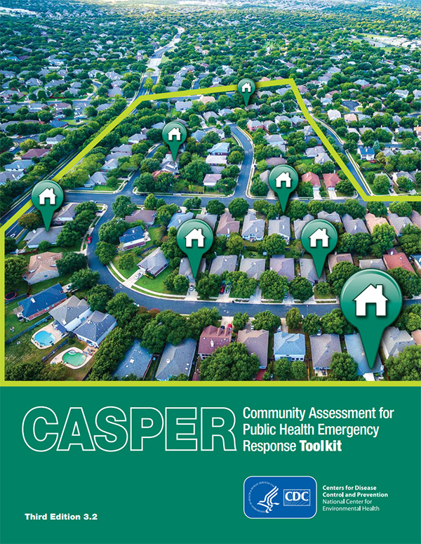 Cover of the CASPER toolkit