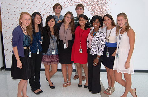 photo of 2013 Interns