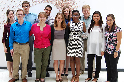 photo of 2014 Interns