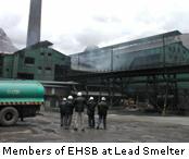 La Oroya Lead Smelter