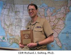 CDR Richard J. Gelting, Ph.D.