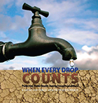Cover image of the Drought Guidance for Public Health Professionals – When Every Drop Counts