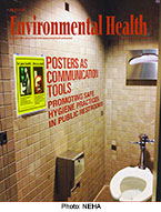 NEHA Journal of Environmental Health cover image for November 2014.