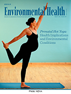 Cover of the October 2014 issue of the Journal of Environmental Health