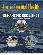 Cover image of the September 2017 issue of the Journal of Environmental Health