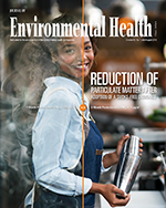 Cover image for the July-August 2018 issue of JEH - NEHA