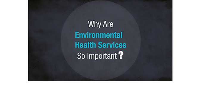 Cover image for EHS video - Why Are Environmental Health Services So Important?