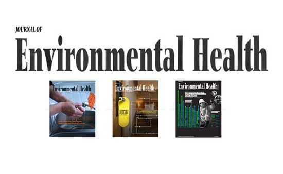 Journal of Environmental Health logo