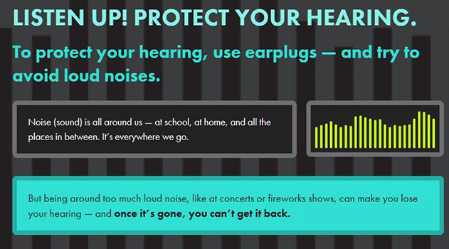 Hearing Loss Inforgraphic