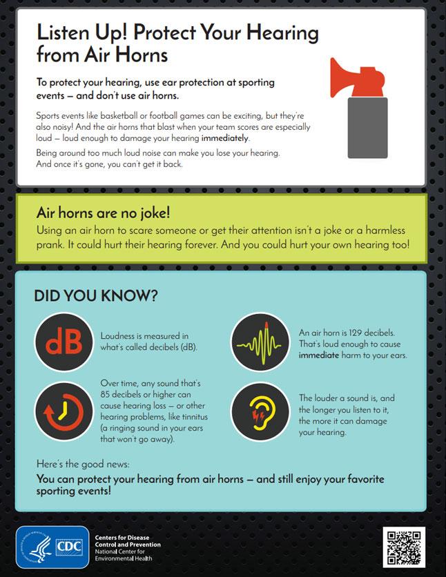 Hearing Loss Toolkit | Hearing Loss | NCEH | CDC