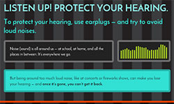 Listen Up! Protect Your Hearing