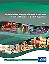 2012 Nutrition Report cover