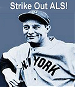 graphic of Lou Gehrig