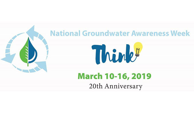 National Groundwater Awareness Week 2019