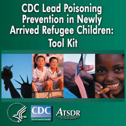 CDC Lead Poisoning Prevention in Newly Arrived Refugee Children: Tool Kit (zip file)