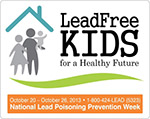 2013 Lead Week button