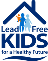 2015 Lead Week logo: Lead Free KIDS for a Healthy Future