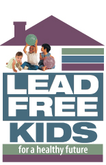 National Lead Poisoning Prevention Week logo
