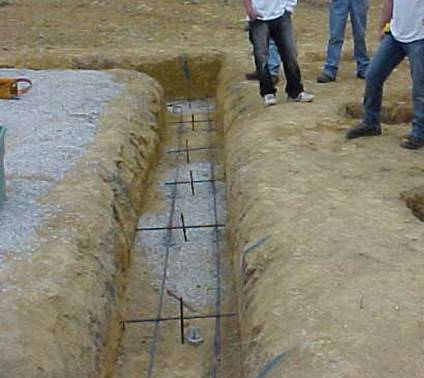 6.9a Foundation Trench