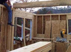 6.9j Exterior Wall Framing