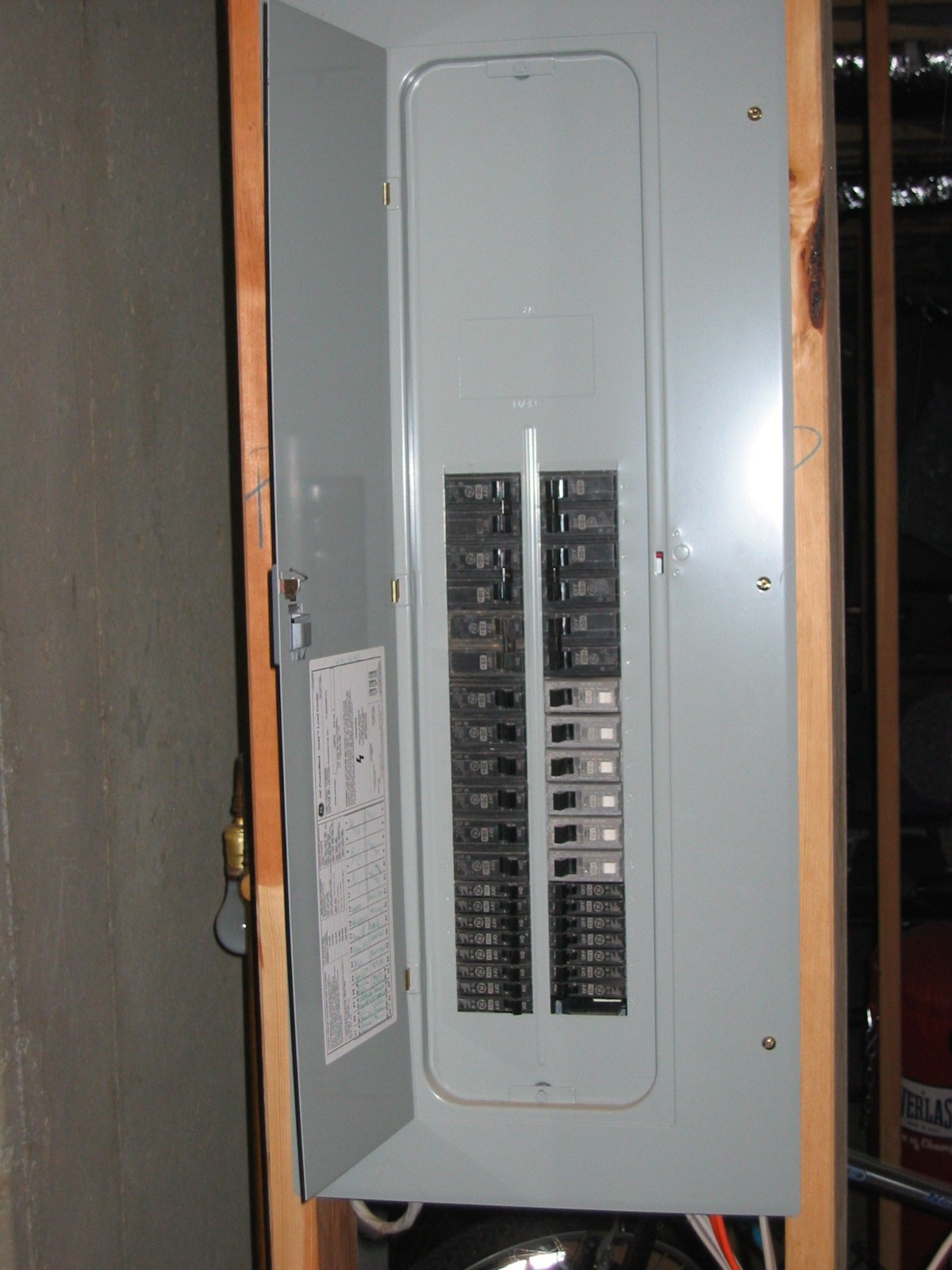 Figure 11.14. 200-Amp Service Box